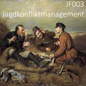 JF003 Jagdkonfliktbehandlung