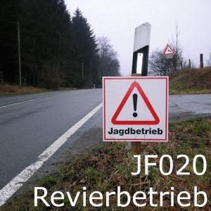 JF020 Revierbetrieb