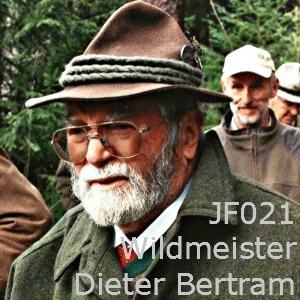 Wildmeister Dieter Bertram