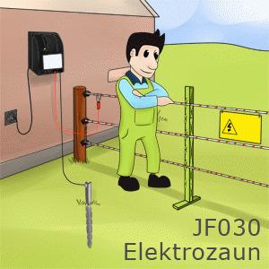 Elektrozaun