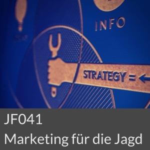 JF041 Marketing für die Jagd