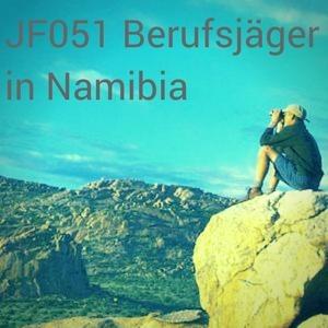 Berufsjäger in Namibia